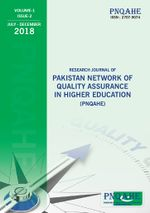 Research Journal of Pakistan Network for Quality Assurance in Higher Education Title.jpg